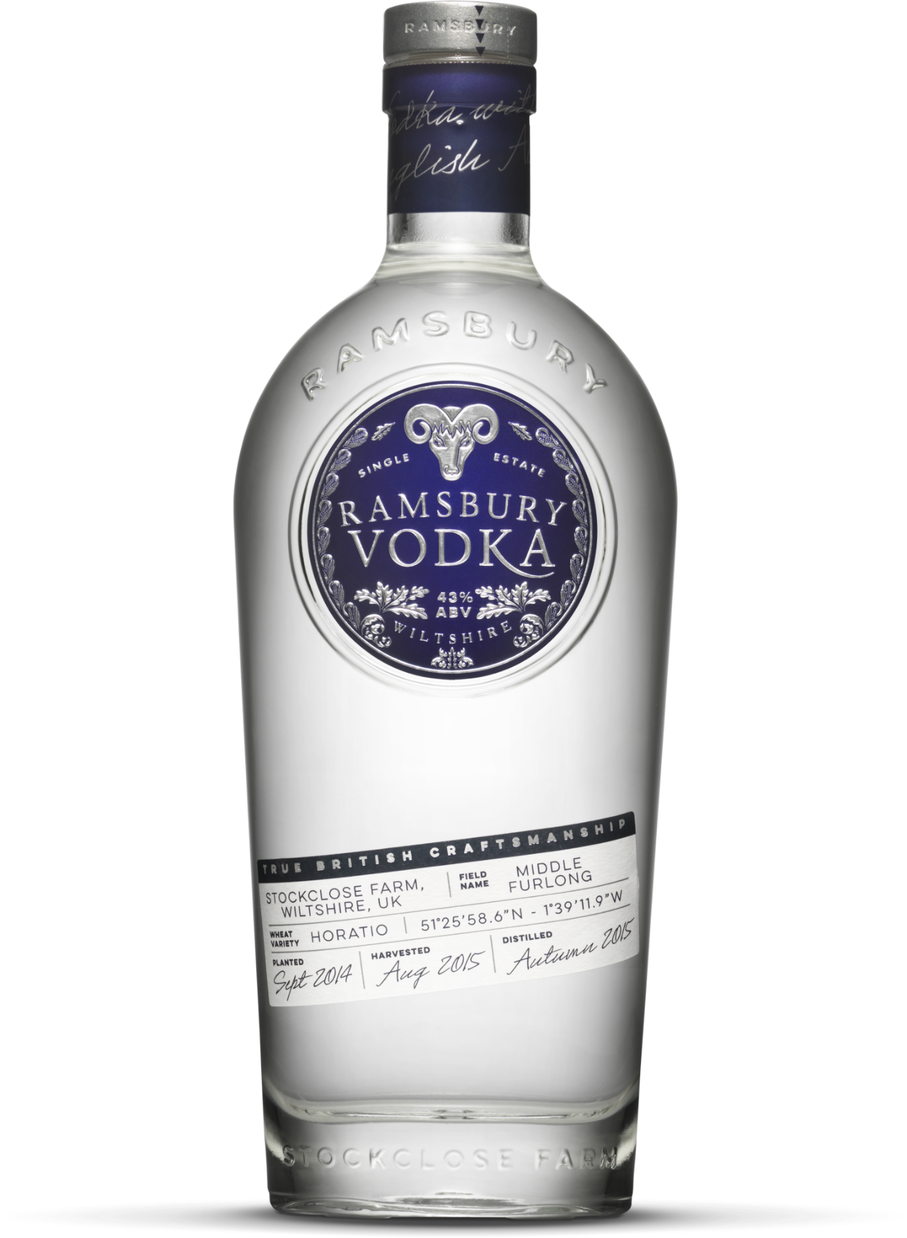 Single Estate Vodka image