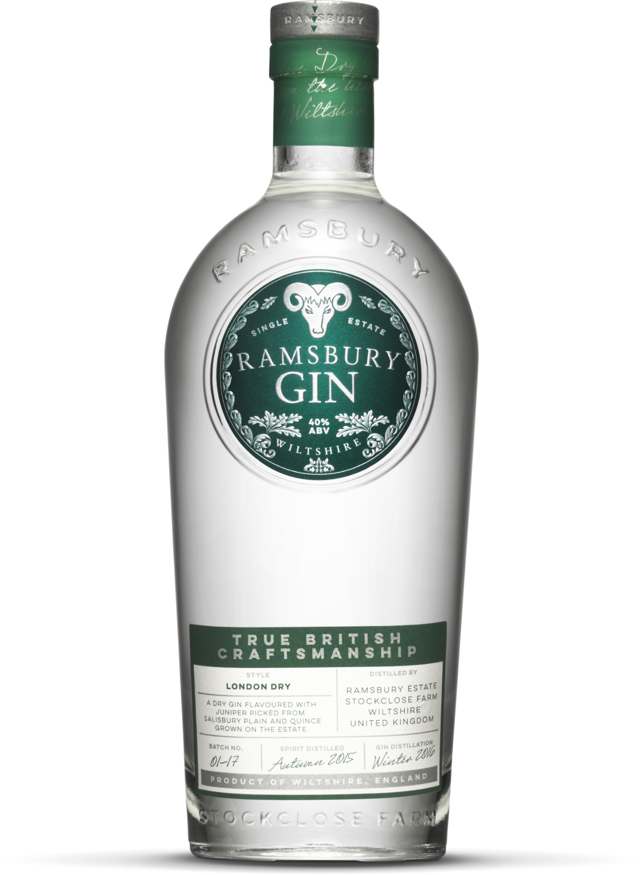 Single Estate Gin image