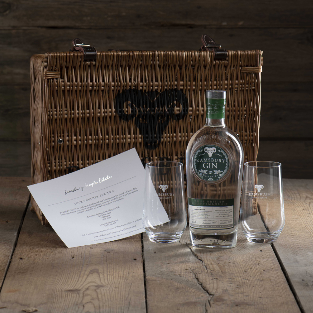 Ramsbury Single Estate Gin Hamper image
